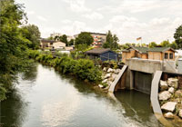 Referenz Hochwasserschutz rosenheim